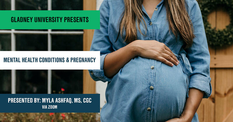 Mental Health Conditions & Pregnancy