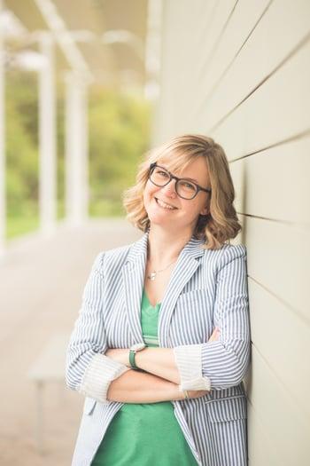 Lindsay Garrett - Gladney University