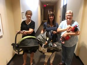 Gladney Transitional Care Parents